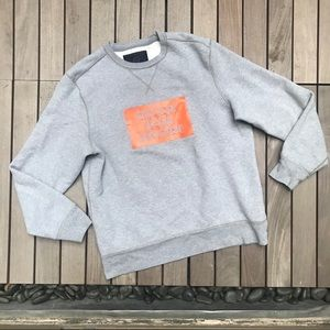 JACK SPADE Beauty/Youth United Arrows Grey Sweater